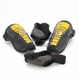 Sada chráničů na holeň a kotník Nike