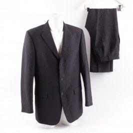 Pánský oblek OP Prostějov Bernhardt černý