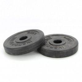 Kotouče na činky Insportline 1,25 kg