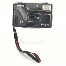 Fotoaparát Braun Handy F2 černý