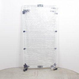 Sušák na prádlo kovový 70 x 140 cm