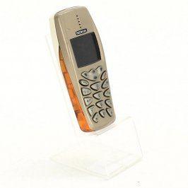 Mobilní telefon Nokia 3510i šedivý