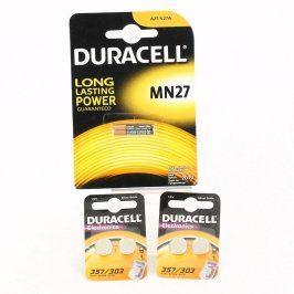Sada baterií Duracell 1x MN27 + 4x 357/303