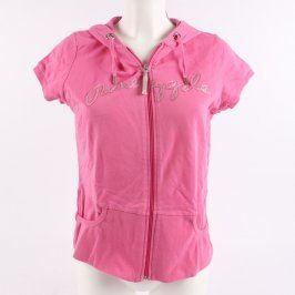 Dámská vesta Pineapple odstín růžové