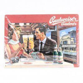 Reklamní cedule Budweiser č. 5