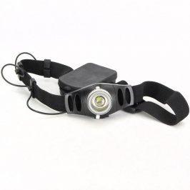 LED čelovka na pružném pásku