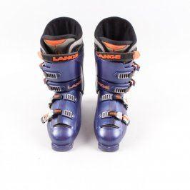 Lyžařské boty Lange X zero 9 modré
