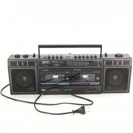Radiomagnetofon CMS CM-1405 černý