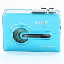 Walkman Aile AL103 tyrkysový