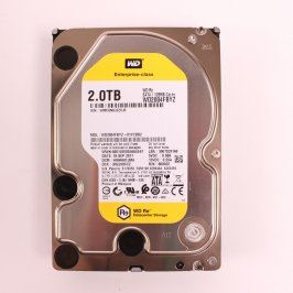 Pevný disk WD WD2004FBYZ SATAIII 7200ot 2 TB