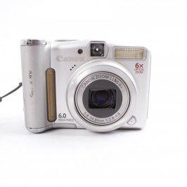 Fotoaparát Canon PowerShot A700