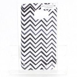 Zadní kryt pro Samsung Galaxy S6 bílý