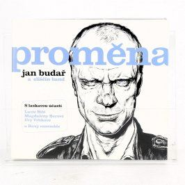 Jan Budař a Eliščin Band - Proměna