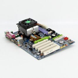 Základní deska Gigabyte GA-K8VT800 + CPU AMD