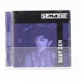 CD Semafor - Šest žen (1990)