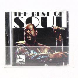 CD The Best of Soul (mix interpretů)