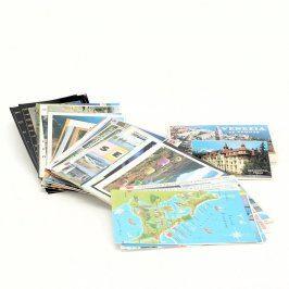 Sbírka pohlednic z celého světa
