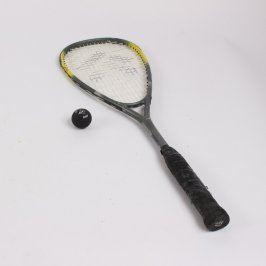 Squashová raketa s míčkem Dunlop