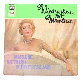 Gramofonová deska Wiedersehen mit Marlene