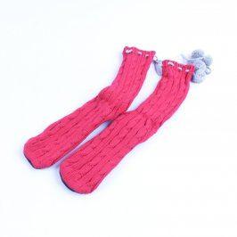 Dámské pletené ponožky s podrážkou Oriflame