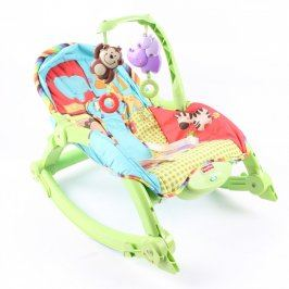 Lehátko Fisher Price Newborn-to-Toddler Rocker