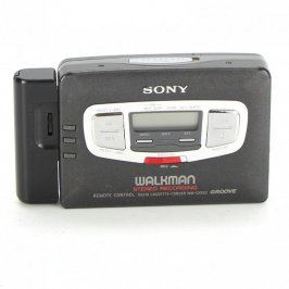 Kazetový přehrávač s rádiem Sony WM-GX652