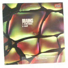 Gramofonová deska Brahms 1.sinfonie