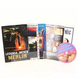 Mix BluRay, DVD a VHS 157105