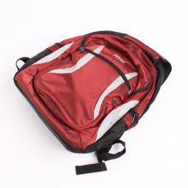 Univerzální batoh MSI červenobílý
