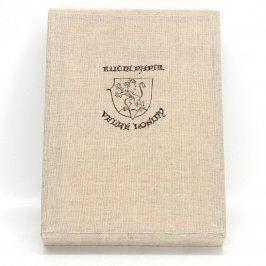 Kazeta obálek a dopisních papírů