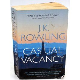 Kniha J. K. Rowling: The Casual Vacancy