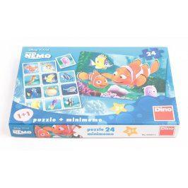 Dětské puzzle DINO: Finding NEMO