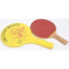 Pálky na stolní tenis 2 kusy