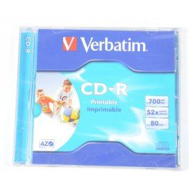 CD-R Verbatim 700 MB