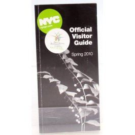 Průvodce New York: Official Visitor Guide