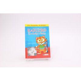 Dětská knížka Kakuro pro holky a kluky