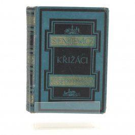 Kniha Henryk Sienkiewicz - Křižáci ll.