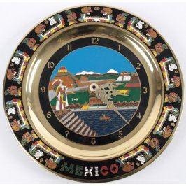 Nástěnné hodiny Quartz Zelco Mexico