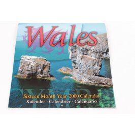 Kalendář Wales rok 2000 anglický