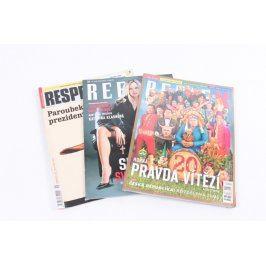 Časopisy: Respekt a Reflex