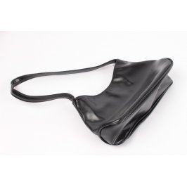 Dámská kabelka černá na rameno