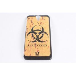 Kryt Biohazard Head Case na mobil HTC One X