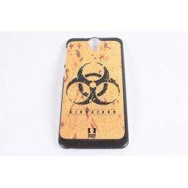Kryt Biohazard Head Case na mobil HTC One X