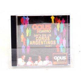 CD Cuatro: Canta Con Los Coros Argetinos