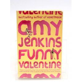 Kniha Amy Jenkins: Funny Valentine