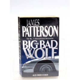 Kniha James Patterson: The Big Bad Wolf