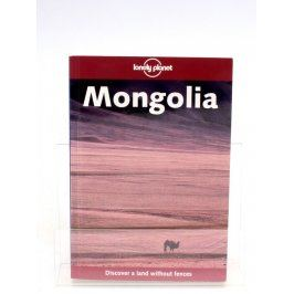 Cestopis Lonely Planet: Mongolia