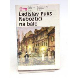 Kniha Ladislav Fuchs Nebožtíci na bále