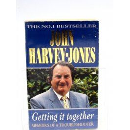 Kniha John Harvey-Jones: Getting it together