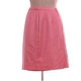 Dámská společenská sukně Meda růžová